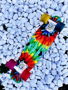 tie dye penny board | Tumblr