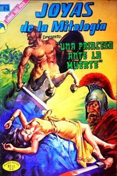 Joyas De La Mitología | 104 107 217 230 250 264 274 483 |...