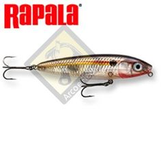 Isca Artificial Rapala Skitter Walk SW8 SDT