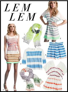Loving the latest Lemlem collection!