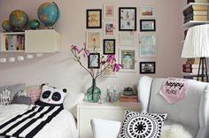 interior   teenager mädchen zimmer   teen room makeover   luziapimpinella.com