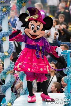Minnie Mouse ~ Disney Magic on Parade!
