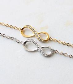 Femme Jewelry Infinity Bracelet Friendship Bracelet BFF Bracelet Friendship Jewelry Fashion For Women Wedding Gift Ideas B#0031 #Affiliate