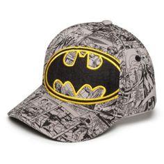 Batman Toddler Baseball Cap - buybuyBaby.com