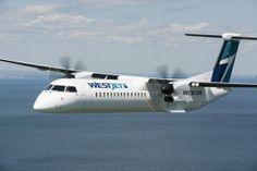 WestJet chooses Fredericton - Fredericton Airport