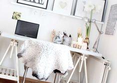 5 tips om je werkplekje/kantoor thuis op te frissen