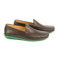 21c52d24fc9 Austen Heller. Driving LoafersLeather ...