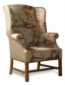 Sherrill Furniture Wing Chair