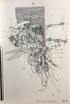 Decompression drawings by Form:uLA Roving sensor.  Study 111214