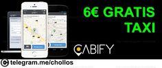 Código descuento Cabify  6 GRATIS - http://ift.tt/2p9a674