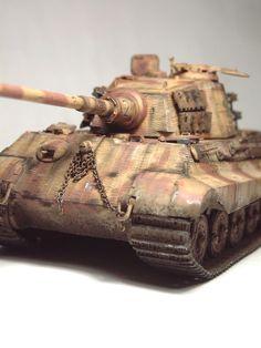 Zoom avant (dimensions réelles: 750 x Tiger Ii, Military Vehicles, Bags, Gun Turret, Handbags, Army Vehicles, Bag, Totes, Hand Bags