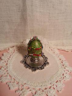 Vintage Egg style 800 by LaboratoriodiManu on Etsy, €10.00