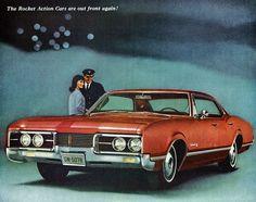 1967 Oldsmobile Delmont 88 4 Door Hardtop
