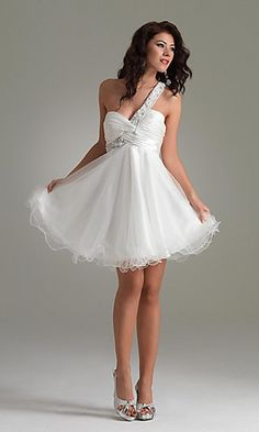And this was it! My initiation dress looks almost identical to this.