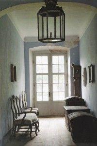 Classic Swedish Interiors, by Lars Sjoberg 2 Swedish Decor, Swedish Style, Swedish Design, Scandinavian Design, Nordic Style, Swedish House, Nordic Design, French Style, Antique Interior