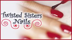 Get up to 53% off a shellac manicure or a pedicure from Twisted Sisters Nails!