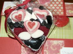 detalles para Sant Valentin