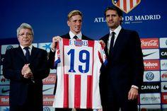 Fernando Torres Photos - Club Atletico de Madrid Present New Signing Fernando Torres - Zimbio