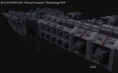BT Eternal Crusader WIP 9 by Andrea1969