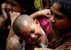 Sporadic violence in Kokrajhar, 26th july.