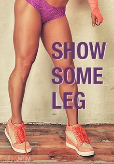 Great at-home exercises for you legs and lower body!