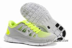 new style 2886e abfec Women Nike Frees 5.0 V2 Grey Green Black White TopDeals, Price   66.18 -  Adidas Shoes,Adidas Nmd,Superstar,Originals