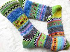 Bunte Socken Lore Gr. 39/40