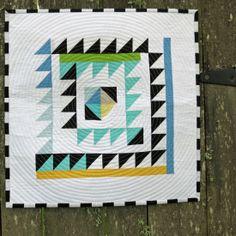 """Mini"" by AnnMarie Cowley, Portland MQG member"