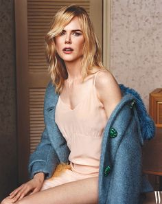 Nicole Kidman: 'Big Little Lies' Left Me Feeling 'Exposed, Vulnerable and Deeply Humiliated'