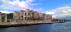 Çırağan Sarayı / İstanbul