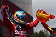 Fernando Alonso Winner GP Espanha 2013