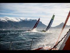 Leg 2 Start Replay | Volvo Ocean Race 2014-15 - YouTube