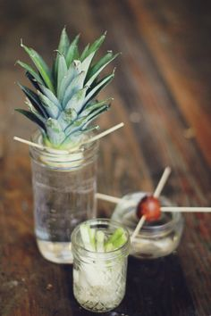 This one goes out to everyone who doesn't believe me when I say you can do this with pineapple. | Foods You Can Grow From Scraps! | Free People Blog #freepeople