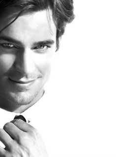 Matt Bomer would make a great Christian Grey in the Fifty Shades of Grey movie