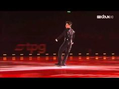 Brian Joubert Die Another Day 2016 Ice Legends - YouTube