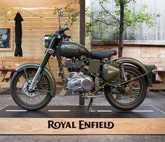 Royal Enfield Bobber Royal Enfiled Pinterest Royal