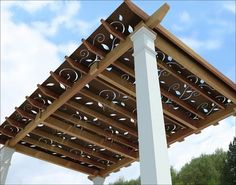 ideas patio deck shade decorative panels