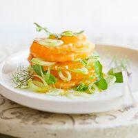 Orange & Fennel Salad with Arugula