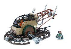 #LEGO Steampunk Slave I