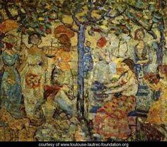 Acadia - Henri De Toulouse-Lautrec - www.toulouse-lautrec-foundation.org