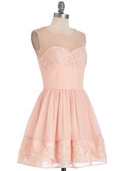 Paint the Town Pastel Dress | Mod Retro Vintage Dresses | ModCloth.com