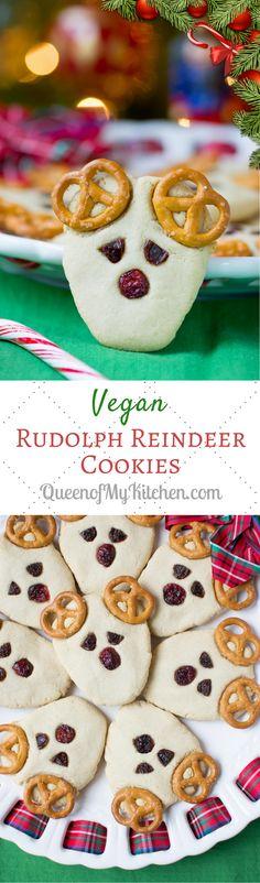 Vegan Rudolph Reinde
