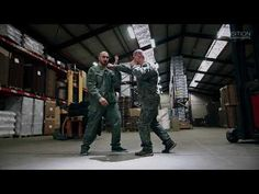 Systema: How to defend against a punch? - YouTube