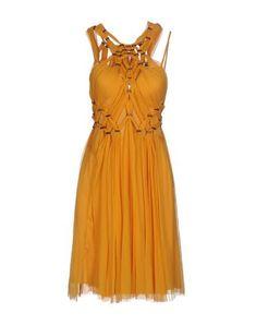 Alberta Ferretti シルクドレス レディース | YOOXで世界のファッションをオンラインショッピング