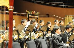 Concert Rehearsal in Shanghai, 2010 French Horn, Shanghai, Competition, Concert, Music, Life, Musica, Musik, Recital