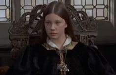 Catherine Howard as depicted in Henry Viii And His Six Wives, 1972, Played By Lynne Frederick