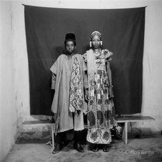 '1980, Zegoua, Kadiolo cercle (administrative subdivision), Mali.' - © Mory Bamba, malian photographer