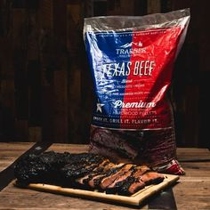If you're working with beef, we've got the perfect blend. Everything's bigger in Texas, which is why we're bringing you our Texas Blend in all new 20 lb. bags. With oak, pecan and mesquite flavors, your BBQ of choice will cook good over this wood. Shop th