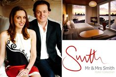 Holt Renfrew meets Mr & Mrs Smith: http://www.holtsmuse.com/culture/stylish-stays-mr-mrs-smith/#