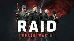 RAID: World War II - Trailer https://youtu.be/XARRgLUzSiA #gamernews #gamer #gaming #games #Xbox #news #PS4